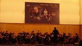 Concert Vietnam - République de Corée à Hô Chi Minh-Ville