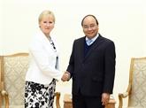 Nguyên Xuân Phuc appelle à l'expansion de la coopération Vietnam - Suède