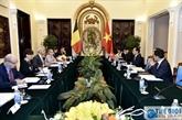 Consultation politique Vietnam - Belgique