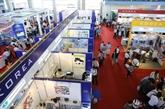 La foire Vietnam Expo 2017 à Hô Chi Minh-Ville