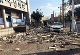 Condoléances du Vietnam à la République de Corée suite au séisme à Pohang
