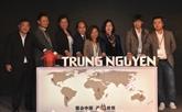 Café : inauguration d'un bureau de représentation de Trung Nguyên à Shanghai