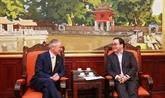 Promouvoir les relations de coopération Vietnam - Irlande