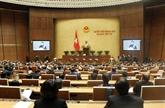 Clôture de la 4e session de l'AN de la XIVe législature à Hanoï