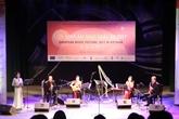 Quintet Inattendu au concert de musique européenne au Vietnam