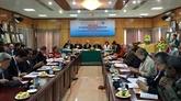 Hanoï accueille une réunion du Conseil mondial de la paix