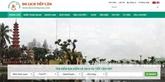 Lancement d'un site web touristique réservé aux personnes handicapées