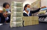 Dix mois : 3,9 milliards de dollars de devises transférées à Hô Chi Minh-Ville