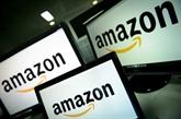 Dopée par les soldes, l'action d'Amazon dépasse 1.200 dollars