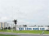 Une compagnie sud-coréenne veut investir dans la zone high-tech de Hô Chi Minh-VIlle