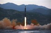 La RPDC aurait tiré un missile balistique