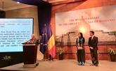 Resserrer les liens vietnamo-roumains