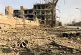 Le groupe jihadiste EI tue 75 civils dans un attentat en Syrie