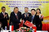 Vietnam - Indonésie : renforcement de la coopération dans l'audit d'État