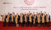 APEC 2017 : créer un nouveau moteur et bâtir ensemble un avenir commun
