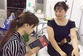 Lecteur à domicile, un nouveau job à Hô Chi Minh-Ville