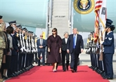 Donald Trump en République de Corée
