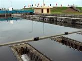 Accord entre Hanoï et une entreprise américaine sur le traitement des eaux usées