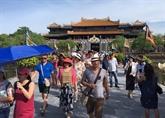 Les vestiges de Dai Nôi de Huê rouvre ses portes après les crues