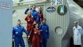Russie : trois hommes et trois femmes enfermés pour simuler un vol vers la Lune