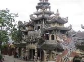 Linh Phuoc, la pagode des records