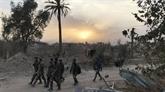 Syrie : l'armée encercle la dernière ville aux mains de l'EI