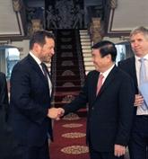 Hô Chi Minh-Ville renforce la coopération avec le Royaume-Uni dans le commerce et la culture