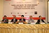 France, pays d'honneur au Vietnam Foodexpo 2017
