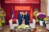 Un dirigeant de HCM-Ville félicite le Laos pour la Fête nationale