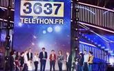 Téléthon : les promesses de dons en baisse, perturbées par l'hommage à Johnny