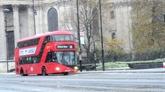 Chutes de neige au Royaume-Uni : les transports perturbés