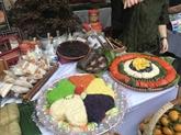 Un espace culturel diversifié au menu du Ve festival de la gastronomie internationale