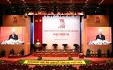 Le XIe Congrès de la jeunesse communiste Hô Chi Minh s'ouvre