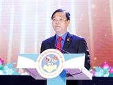 Lê Quôc Phong réélu premier secrétaire du Comité central de l'Union de la jeunesse communiste Hô Chi Minh