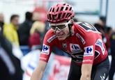 Dopage-Cyclisme : le Britannique Chris Froome contrôlé positif lors de la Vuelta