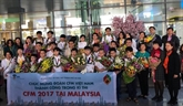 Le Vietnam remporte trois médailles d'or à un concours de mathématiques en Malaisie