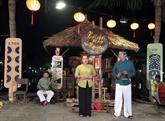 Le bài choi, patrimoine culturel immatériel de l'Humanité