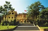Visite du palais de Hoàng A Tuong à Bac Hà