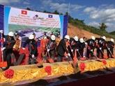 Laos : le Vietnam aide à construire un lycée au Nord