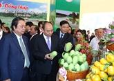 Le PM exhorte Dông Thap à promouvoir la liaison économique