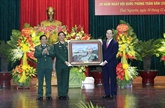 Armée populaire du Vietnam en l'honneur