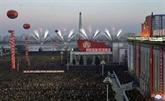 La RPD de Corée célèbre en grande pompe son dernier tir de missile