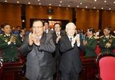 Le président lao exalte la solidarité spéciale Vietnam - Laos