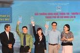Vingt organisations et individus du secteur des TIC à lhonneur