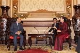 Hô Chi Minh-Ville souhaite coopérer avec les localités marocaines