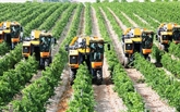 L'agriculture high-tech prend son envol