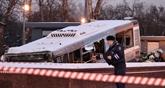 Un autobus fonce dans un passage à Moscou : probable accident 4 morts
