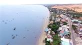 Bond du nombre de touristes étrangers à Binh Thuân en fin d'année