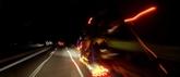 Voiture à contresens sur l'A6 : trois morts après un choc frontal