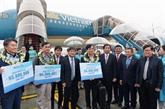 La Compagnie générale des aéroports accueille son 94 millionième passager